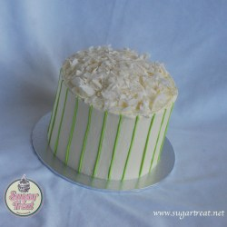 Lime and coconut
