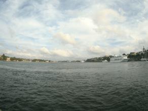 Wasser und Himmel