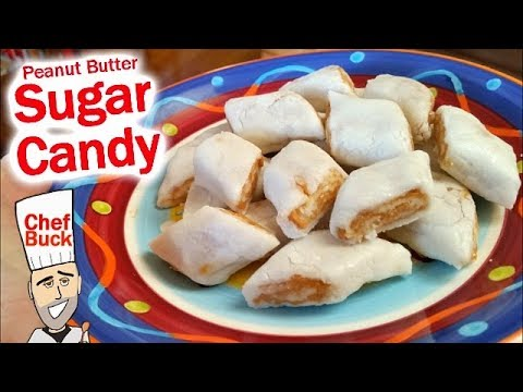 Old-Fashion Peanut Butter Candy Recipe
