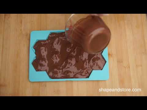 Making your own candy is easy: Peanut Butter Cups