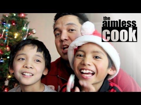 Candy Cane Milkshake – Christmas Holiday Recipes