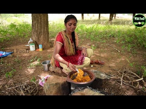 Delicious Carrot Candy Recipe in Tamil   Kala Kitchen   EP# 1   Wild Food