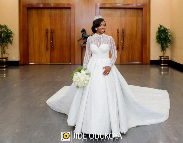 These Nigerian Tailors Can Give You The Perfect Wedding Dress