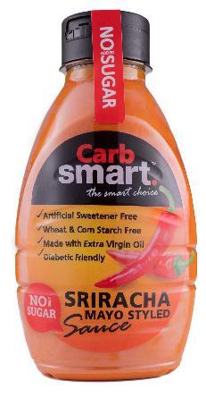 Carbsmart Sriracha Mayo