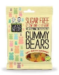 Free From Fellows Gummy Bears 70g