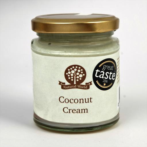 Nutural World Coconut cream - Smooth