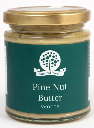 Nutural World Pine nut butter - Smooth