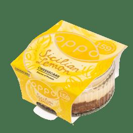 Oppo Brothers Sicilian Lemon Cheesecake