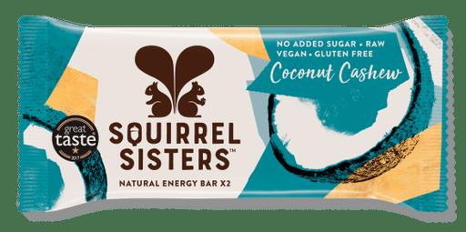 Squirrel Sisters Raw Snack Bar: Coconut Cashew
