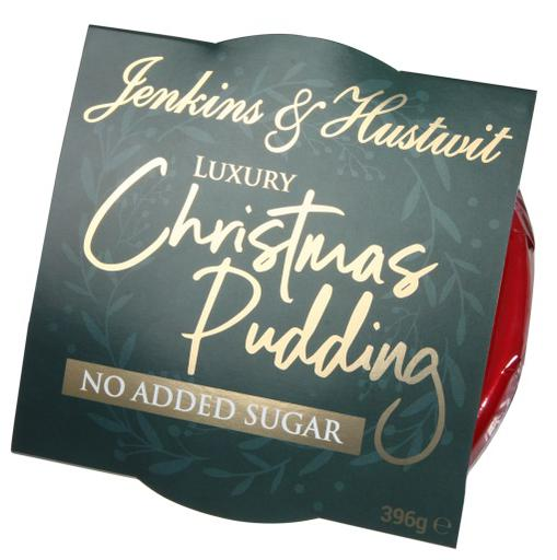 Sweet Moments No Added Sugar Christmas Pudding