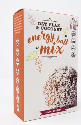 Sweetpea Pantry Energy Ball Mix with oats, coconut and flax