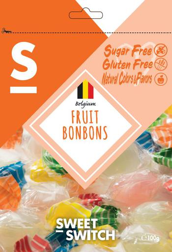 SWEET-SWITCH Fruit Bonbons
