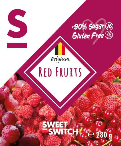 SWEET-SWITCH Red Fruit Spread