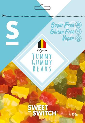 SWEET-SWITCH Yummy Gummy Bears