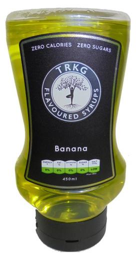 TRKG Banana Syrup