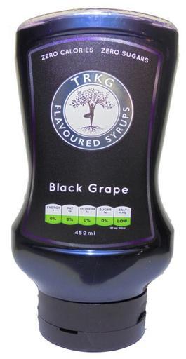 TRKG Black Grape Syrup