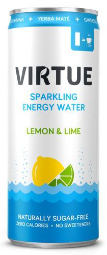 Virtue Energy Water Lemon & Lime