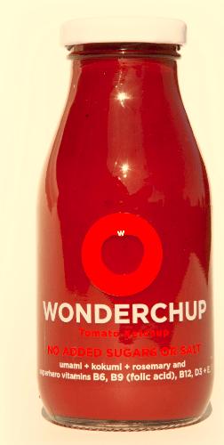 Wonderchup Tomato Ketchup