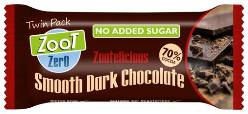 Zoot Zero Smooth Dark No Added Sugar Chocolate
