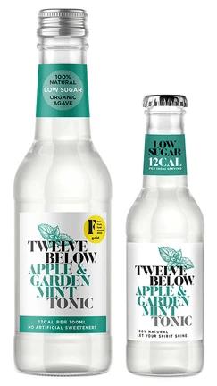 Twelve Below - Apple & Garden Mint