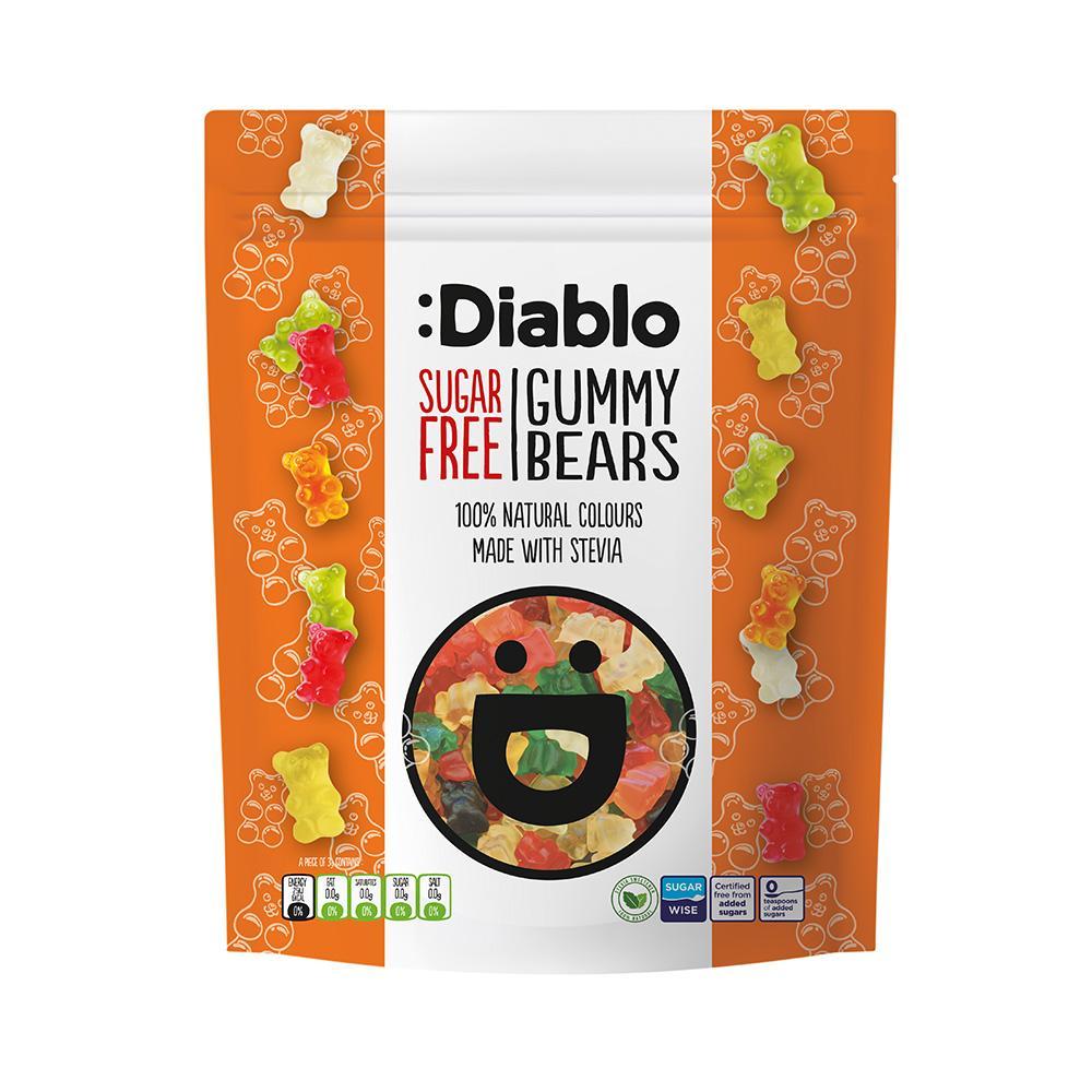 :Diablo - Gummy Bears Sweets