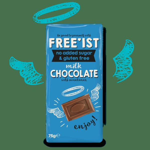 Free'ist - Milk Chocolate
