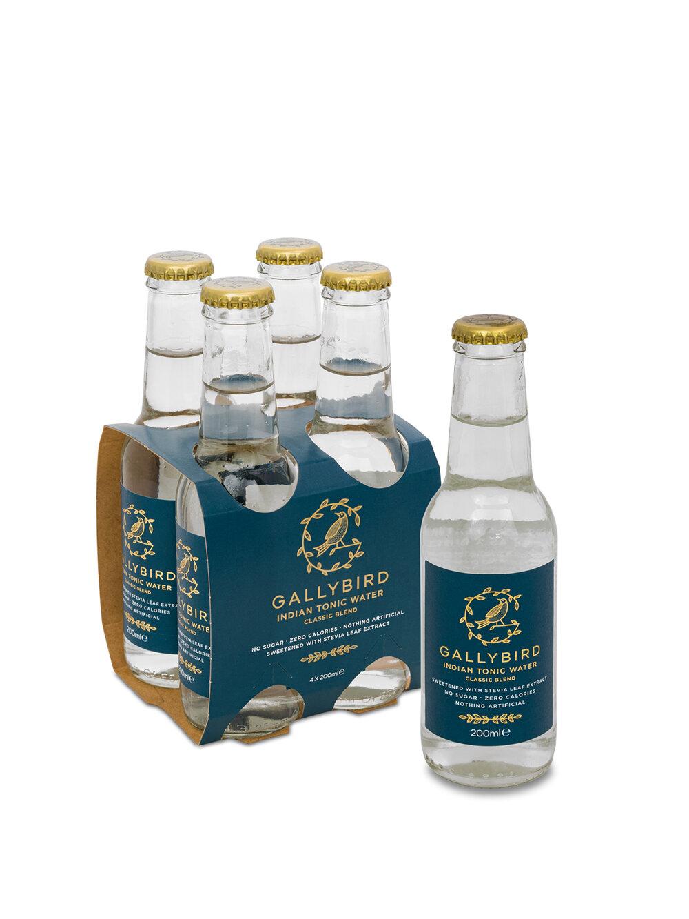 Gallybird - Indian Tonic Water Classic Blend