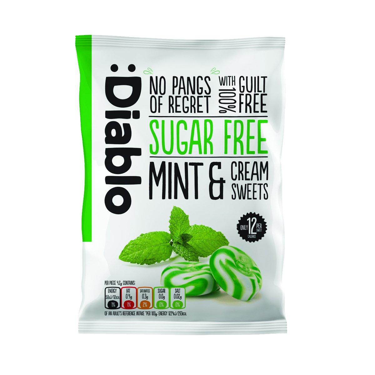 :Diablo - Mint & Cream Sweets