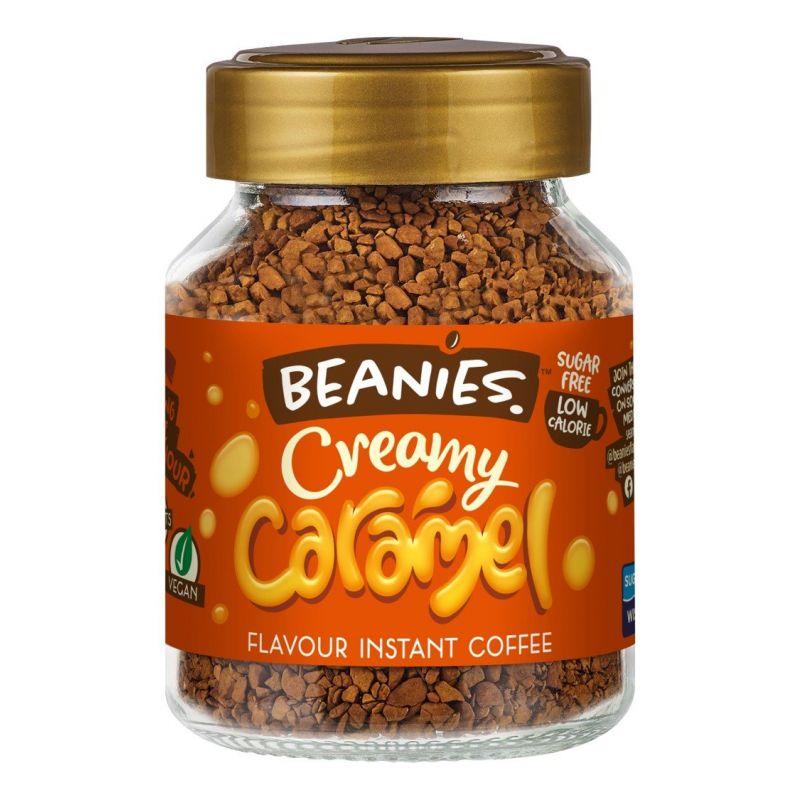 Beanies - Creamy Caramel Flavoured Coffee
