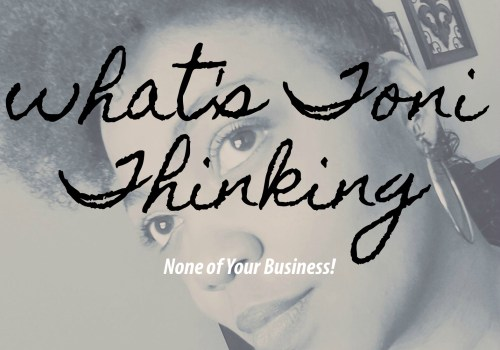What other's Think About You is None of Your Business
