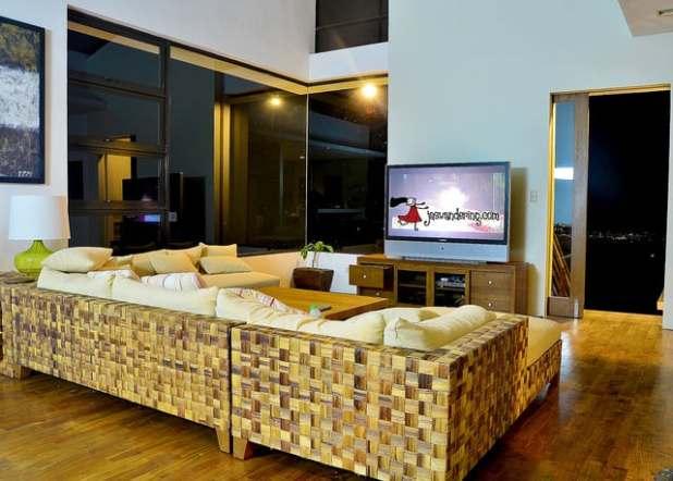 Rancho Cancio Living Room 2
