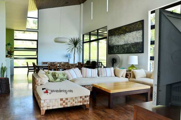 Rancho Cancio Living Room