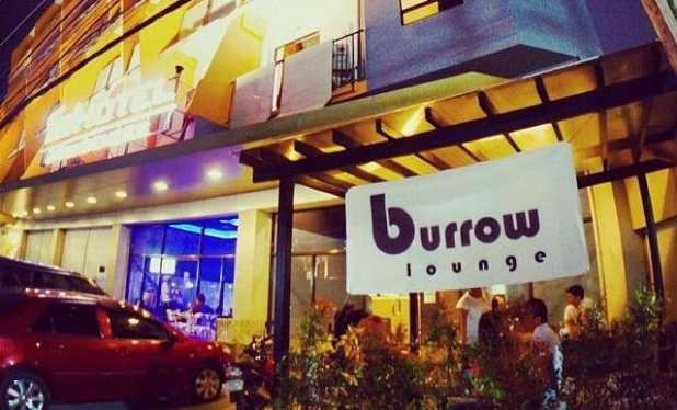 Burrow Lounge Cebu