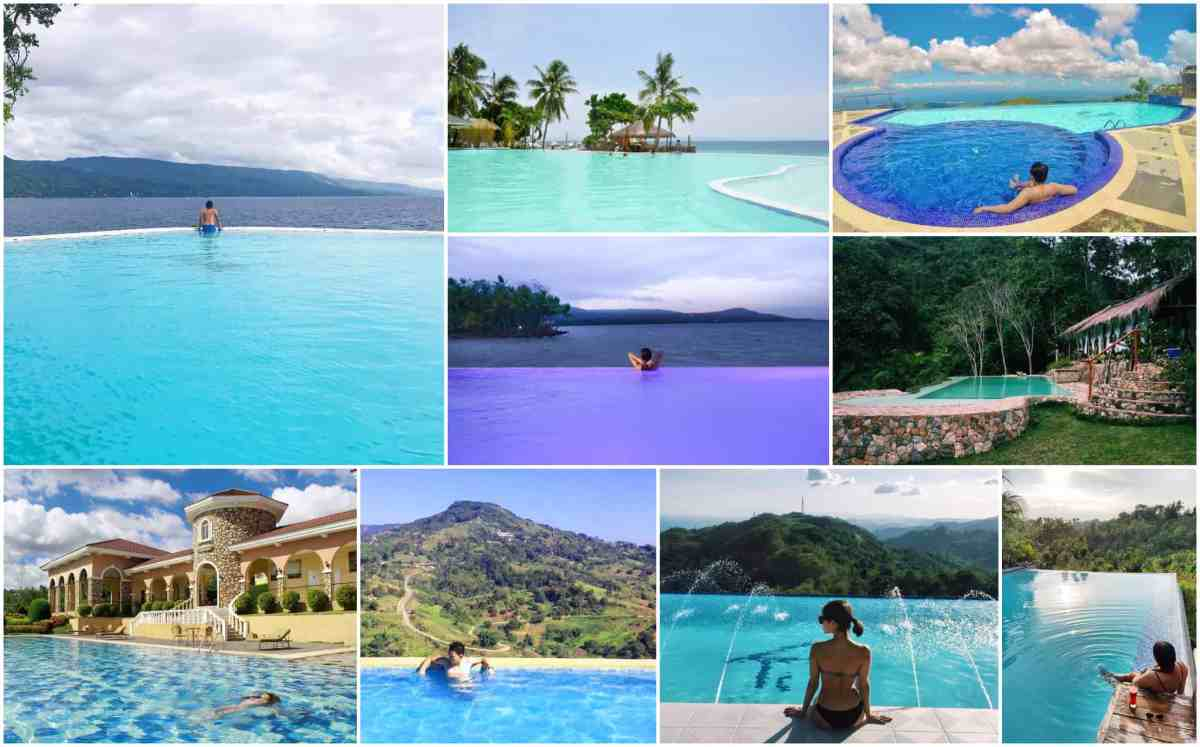 16 BEST Infinity Pools in Cebu with Rates, Directions, Contact Details