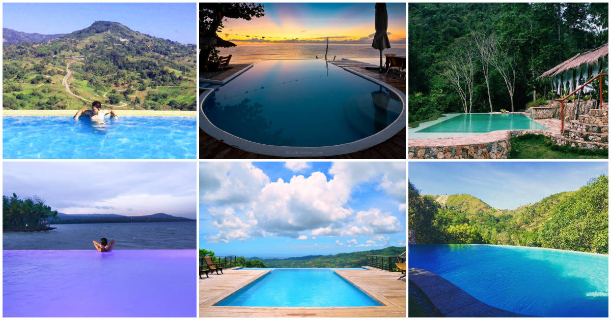15 Best Infinity Pools in Cebu with Rates, Directions, Contact Details