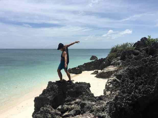 paradise beach bantayan 2