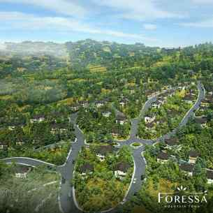Foressa Mountain Town