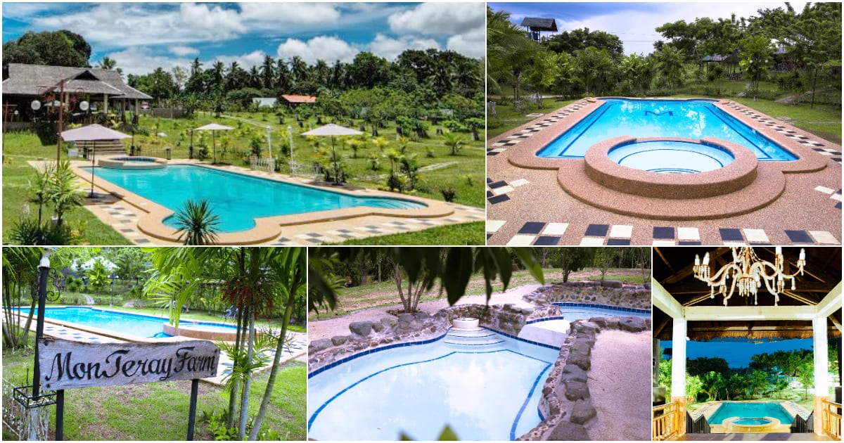 MonTeray Farm Resort, Pinamungajan's family vacation house