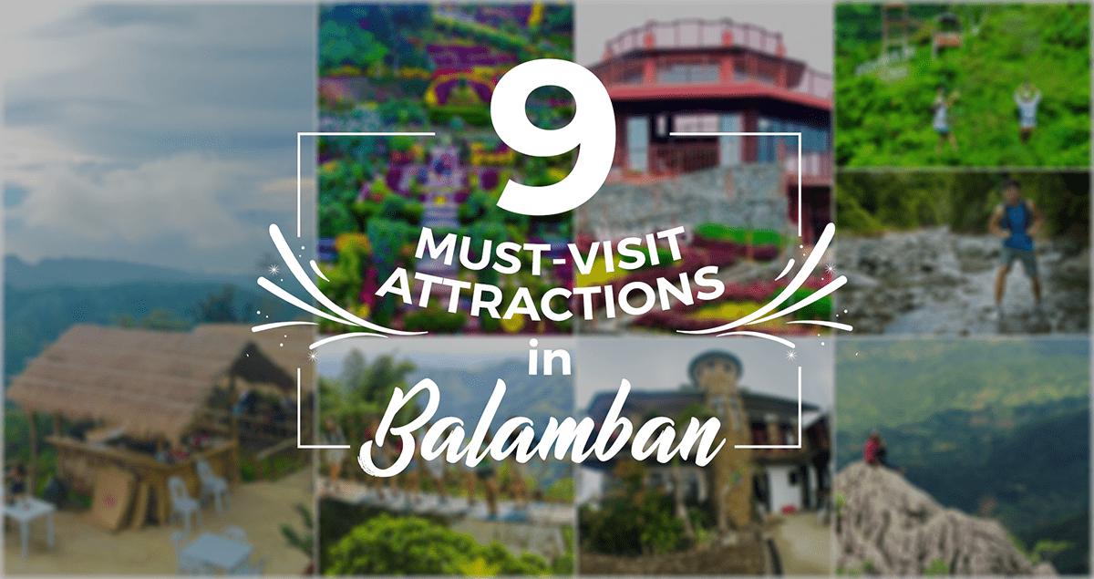 9 MUST-VISIT Attractions in Balamban, Cebu