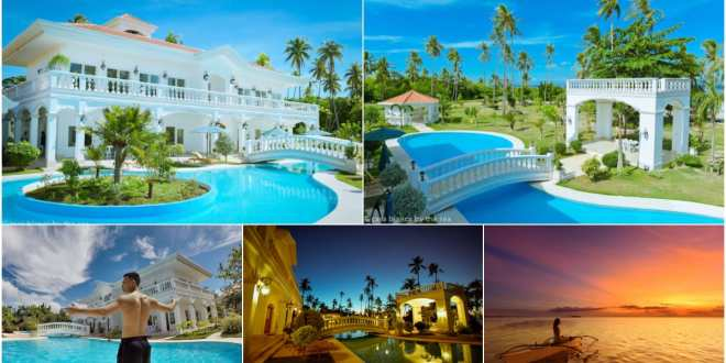 Casa Blanca By The Sea The Majestic Paradise Of Olango