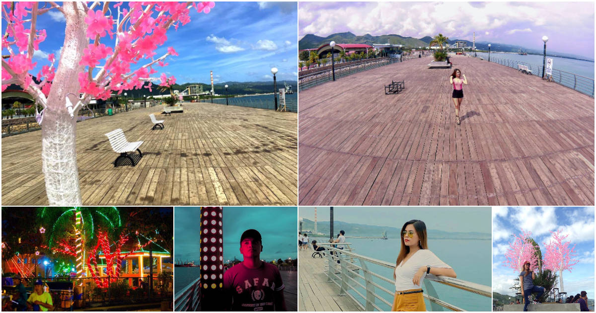 Stunning photos of Cebu's Naga City Boardwalk