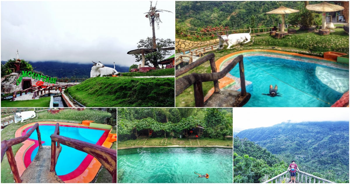 Cool and cozy at Coal Mountain Resort in Argao