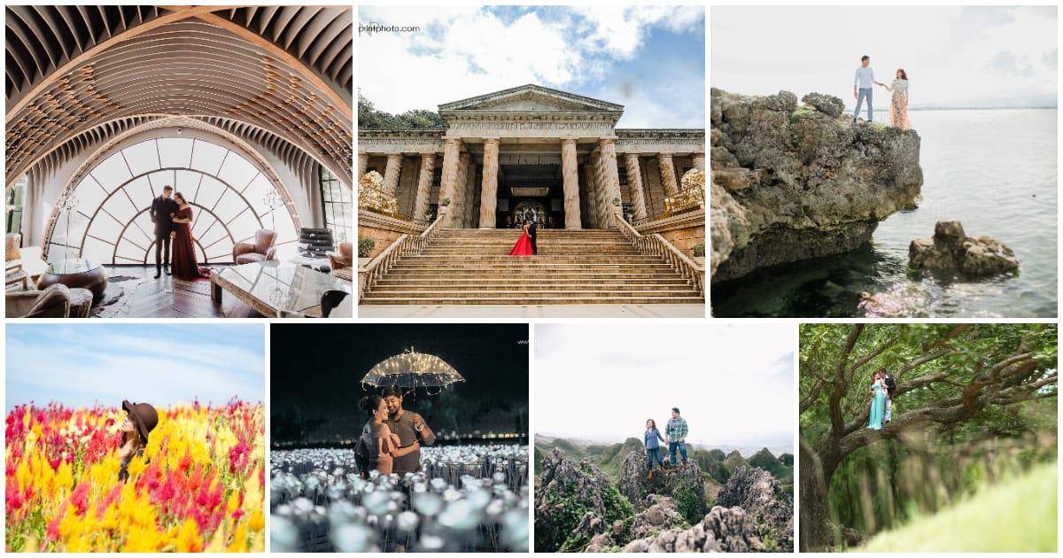 10 Prenup / Debut Photoshoot Locations in Cebu