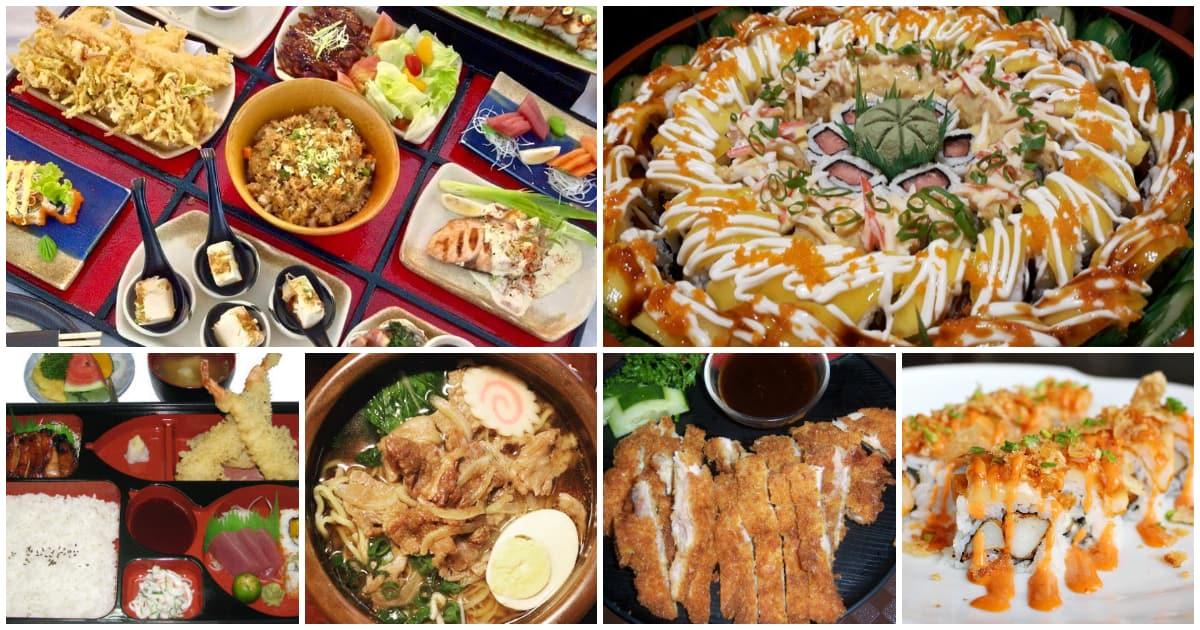 8 MUST-TRY Japanese Restaurants in Cebu