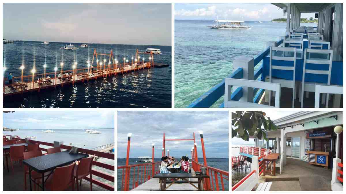 GG Blue Restaurant: Dine in the heart of the sea of Mactan