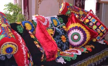 Khujand: The names of the best souvenir craftsmen were announced
