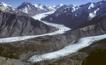 Pulsating glaciers of Tajikistan