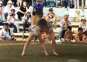 奉納相撲大会