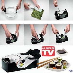 Perfect Roll Sushi Maker Alat Penggulung Sushi Mudah Cepat Praktis