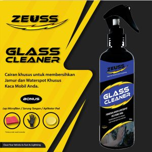 Zeuss Glass Cleaner